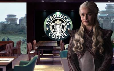 3fef66f0255 Starbucks en Winterfell? El error viral de GOT - El Sol de México