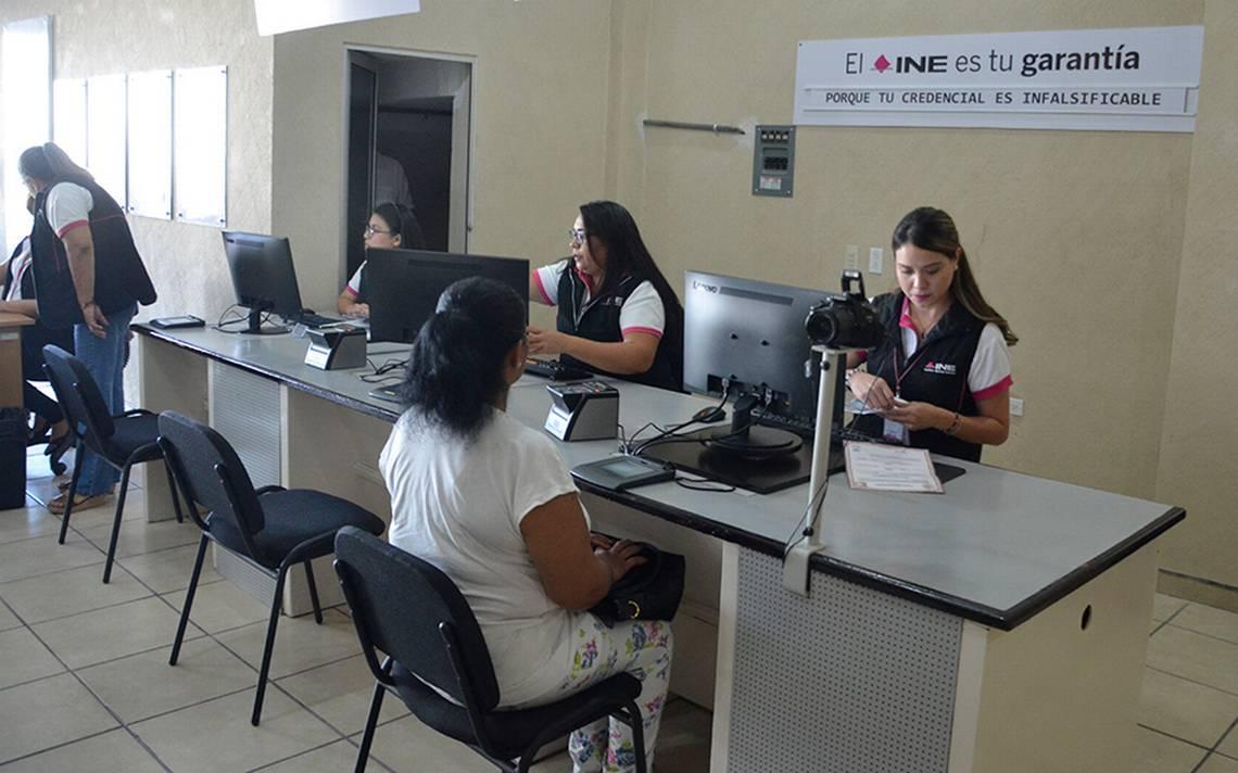 Nuevo Módulo De Atención Ciudadana Del Ine En La Paz El