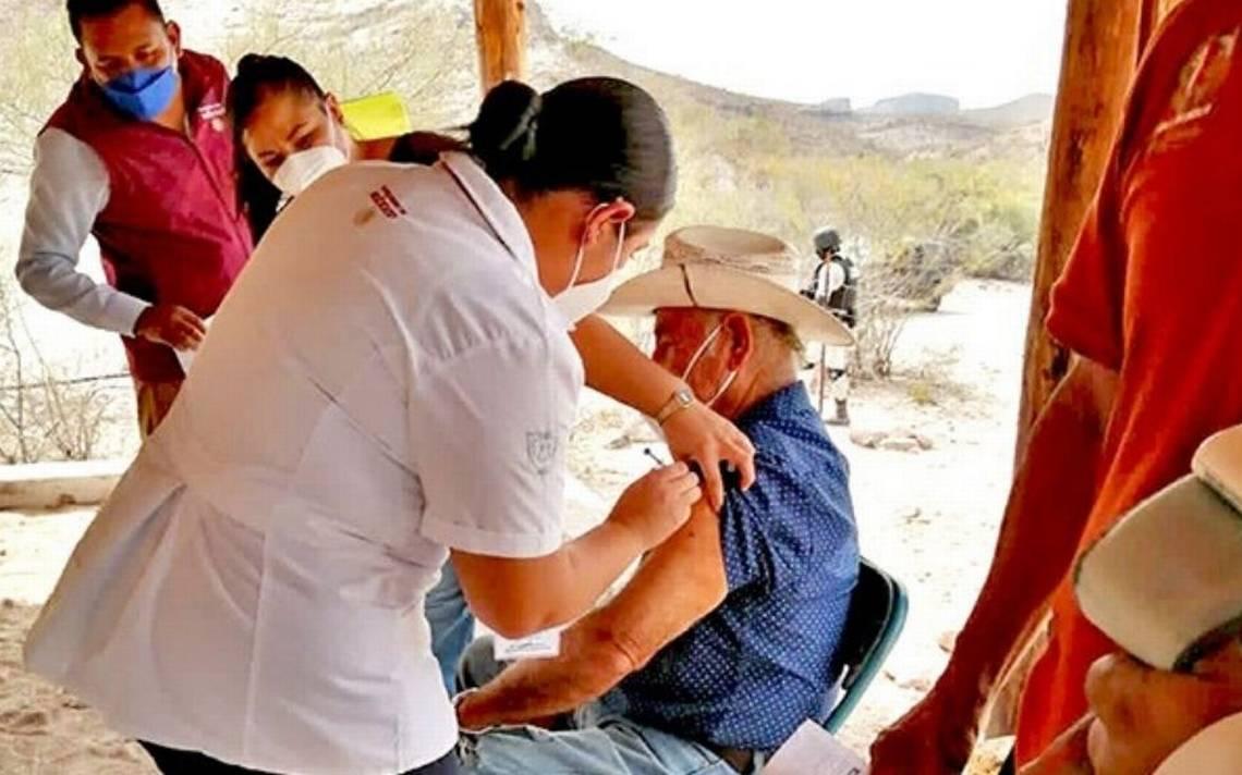 Aplican 71 dosis contra Covid-19 en zona rural de La Paz - El Sudcaliforniano | Noticias Locales, Policiacas, sobre México, Baja California Sur y el Mundo
