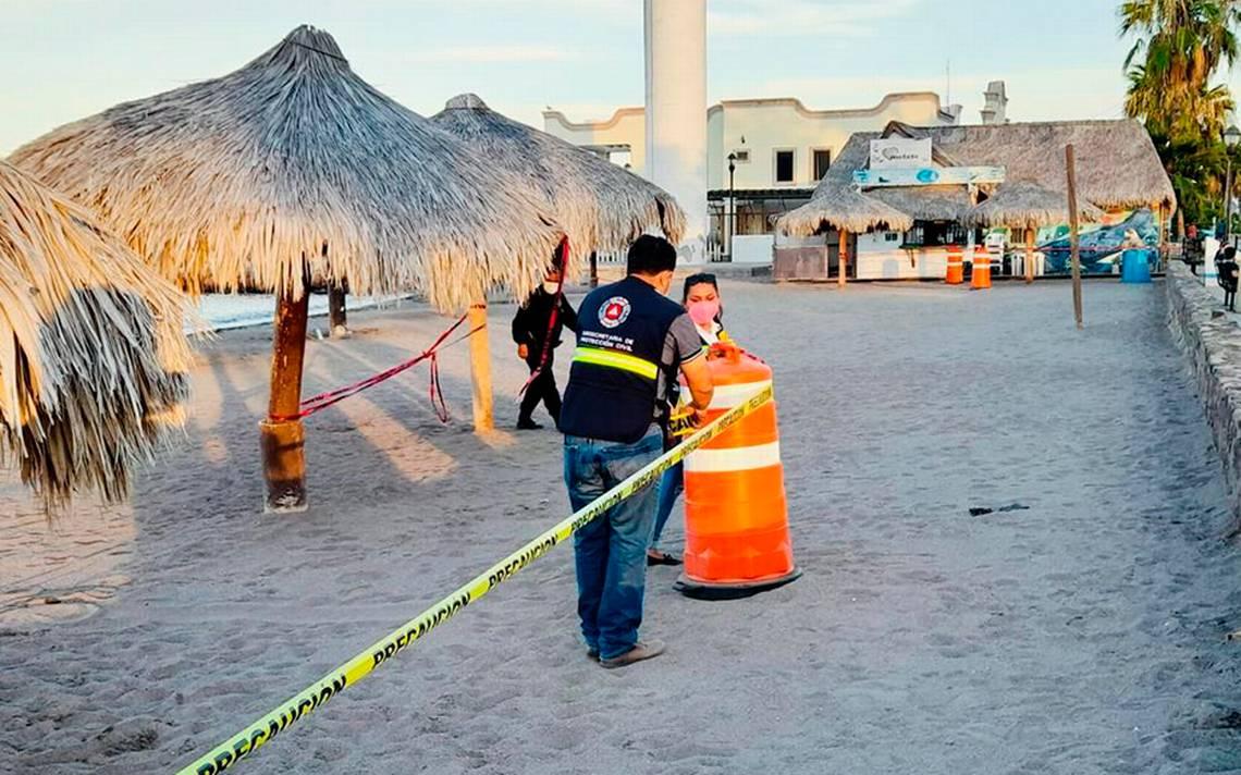 Cerradas todas las playas de Loreto - El Sudcaliforniano   Noticias  Locales, Policiacas, sobre México, Baja California Sur y el Mundo