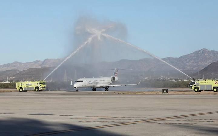 flights from phoenix to la paz bcs